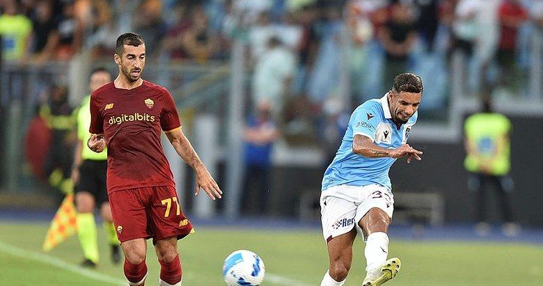 Roma 3 - Trabzonspor 0 I MAÇ SONUCU