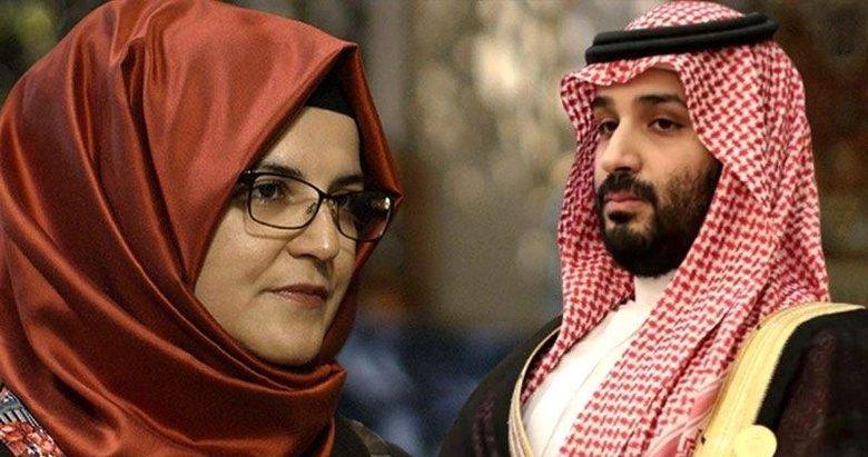 Cemal Kaşıkçı'nın nişanlısı Suudi Arabistan Veliaht Prensi Selman'a ABD'de dava açtı