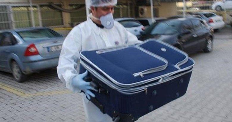 İzmirdeki valiz cinayeti ile ilgili yeni gelişme