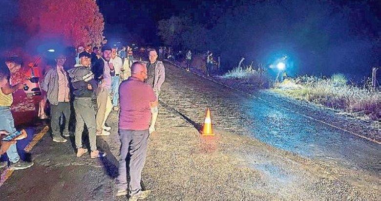 Eve gelmeyen babanın kazada öldüğü ortaya çıktı