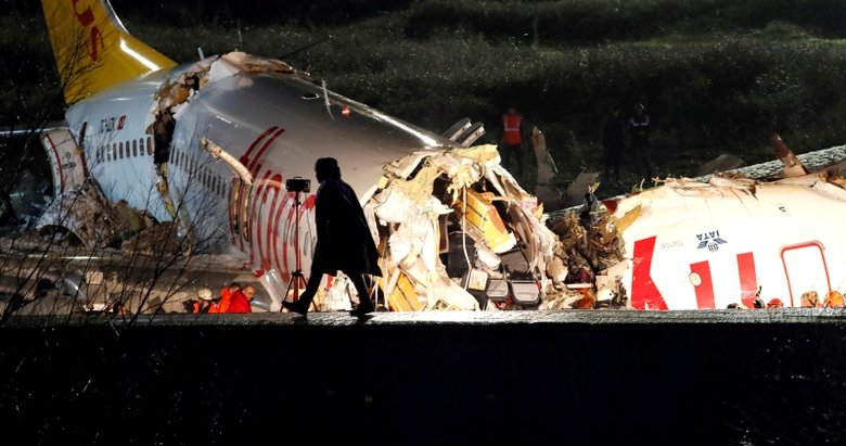 Sabiha Gökçen Havalimanı'ndaki uçak kazasında hayatını kaybedenlerin kimlikleri belirlendi