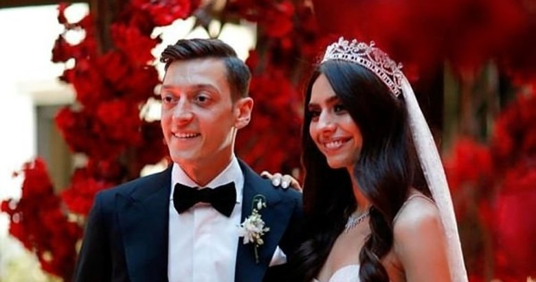 Mesut Özil'in eşi Amine Gülşe nereli, kaç yaşında?