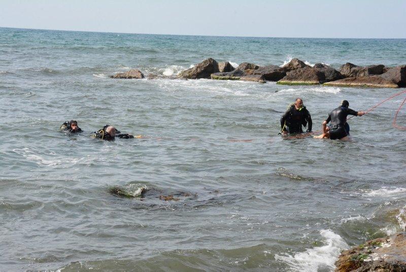 Kara deniz!
