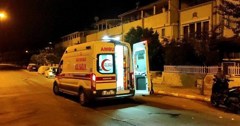 Aydın'da vicdanları kanatan olay! Kaza yapan baygın kadını gasp ettiler