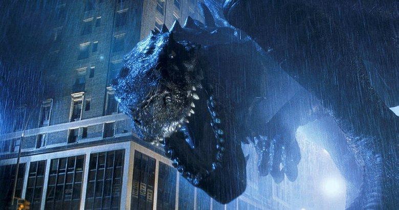 Godzilla nasıl çekildi? Görünce çok şaşıracaksınız!