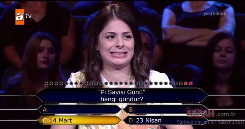 Kim Milyoner Olmak İster? 773. Bölüm tüm soru ve cevapları