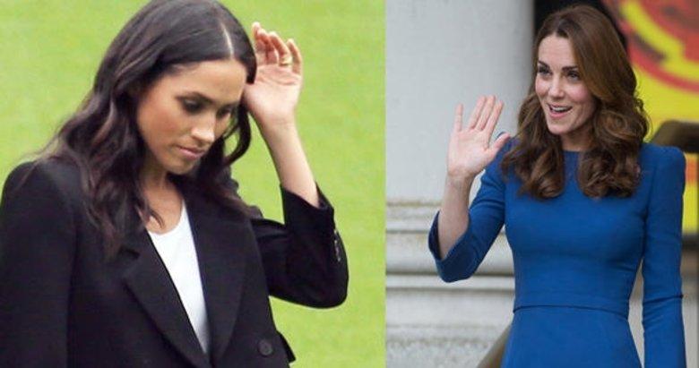 İngiliz Kraliyet Ailesi birbirine girdi! Meghan Markle ile Kate Middleton'ın anneleri de tartışmaya dahil oldu!