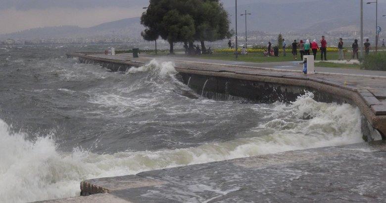 İzmir'de hava nasıl olacak? İşte İzmir'de hava durumu
