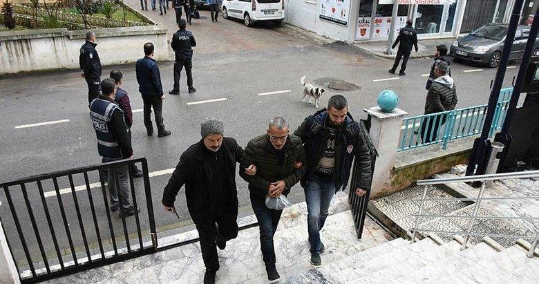 10 milyonluk soygunun faili 3 kardeş İzmir'de yakalandı