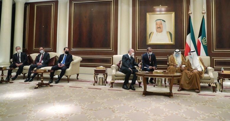 Hazine ve Maliye Bakanı Berat Albayrak Kuveyt ve Katar ziyaretine ilişkin paylaşımda bulundu