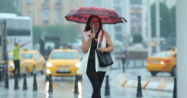 Meteoroloji'den çok sayıda il için yağmur uyarısı! Bugün hava nasıl olacak? İzmir 11 Eylül hava durumu