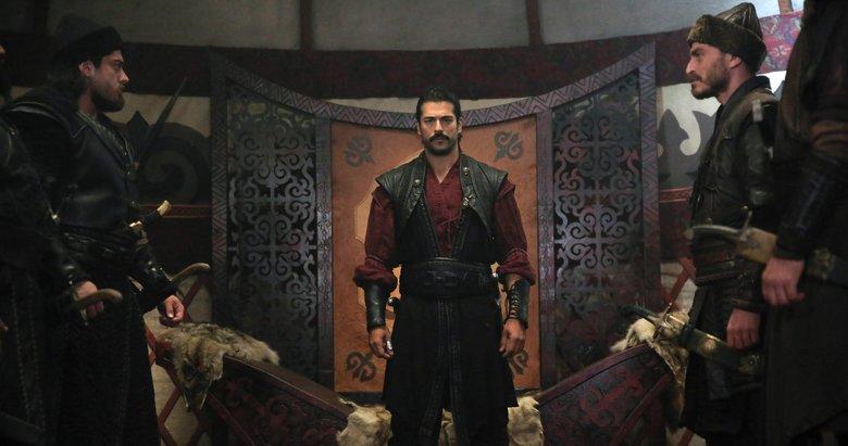 Kuruluş Osman Çarşamba akşamının birincisi oldu!