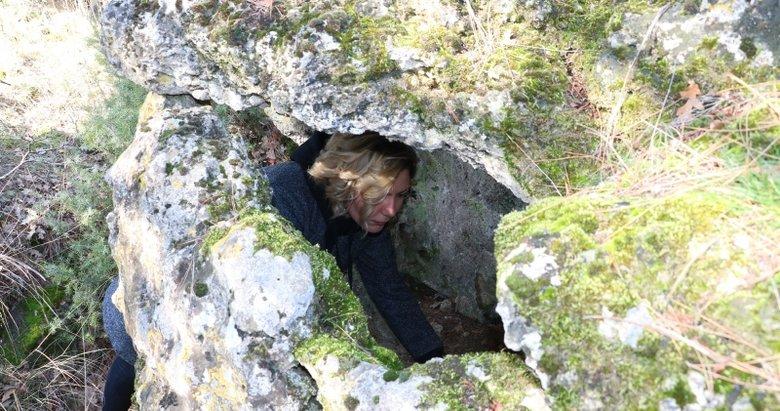 Çanakkale'de Arkeoloji öğrencisinin ormanda bulduğu lahit, koruma altına alındı