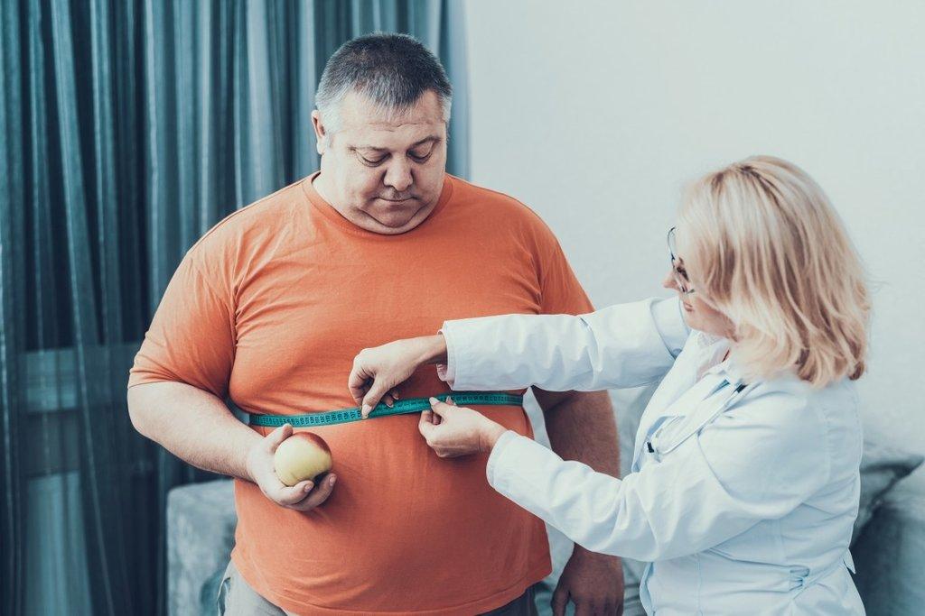 Elma tipi vücut şekline sahip olanlar dikkat! O hastalık riskini artırıyor