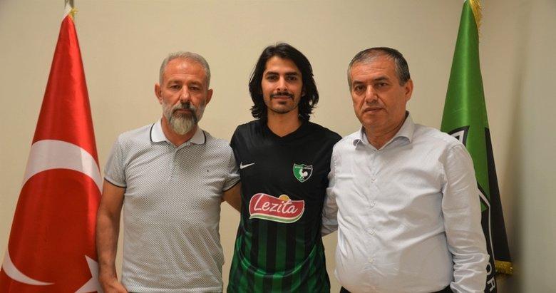 Muhammed Denizlispor'da