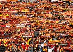 Göztepe - Akhisarspor maçından kareler