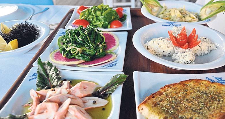 Ayvalık'ta simge mekan: Cunda Körfez Restoran