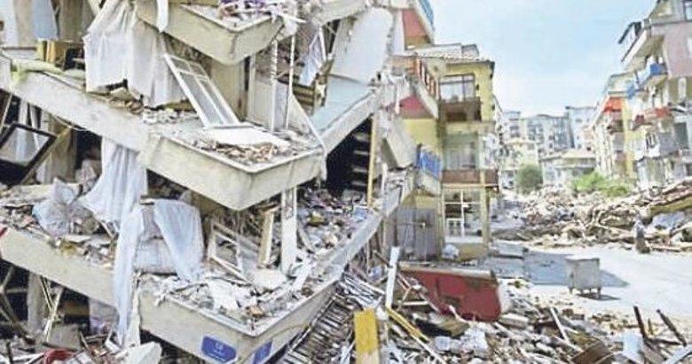 Türkiye'de 7 şiddetinin üzerinde deprem olacak'