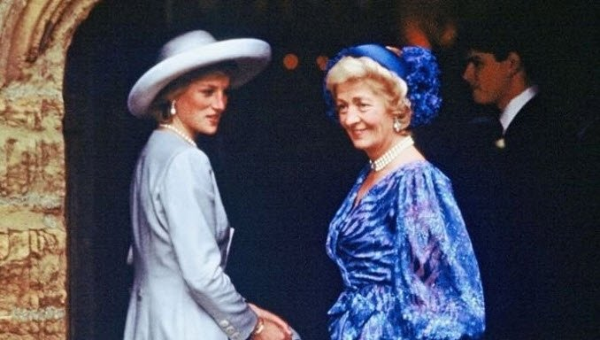 Prenses Diana'nın ölümünden önce annesiyle yaptığı telefon konuşması şoke etti