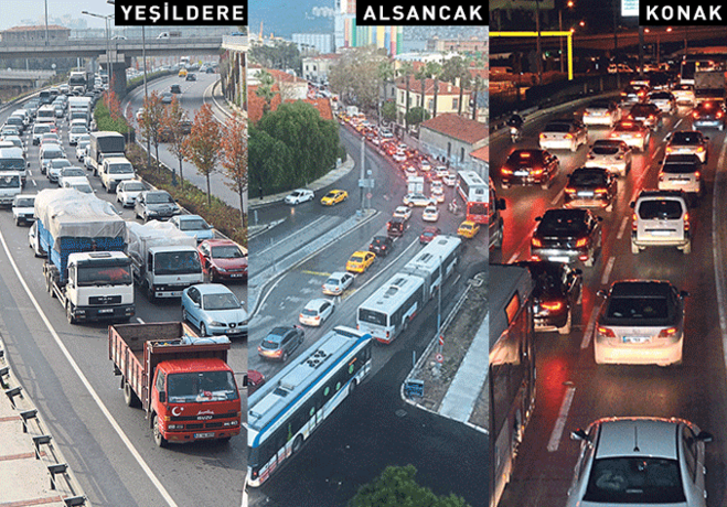 İzmir trafiğine acil eylem çağrısı