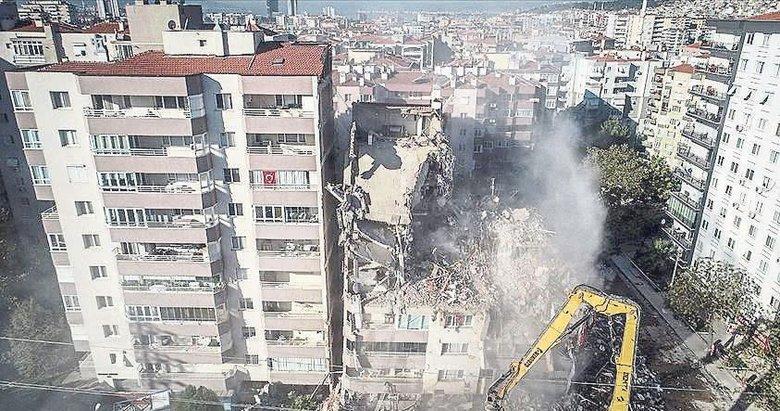 İzmir'e 276 milyon liralık deprem hasarı ödemesi