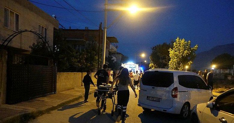 Manisa'da dünürler arasında kavga: 5 yaralı