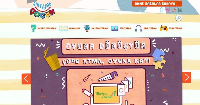 Turkuvaz Medya'nın yepyeni projesi Fikriyat Çocuk yayın hayatına başladı!