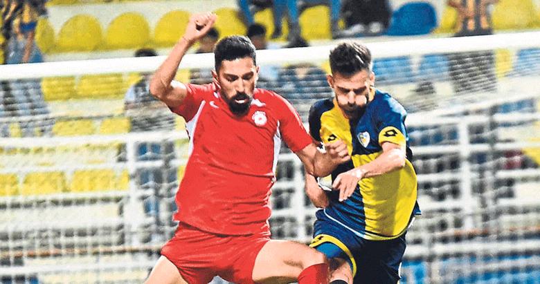 Buca FK Erzin'den puanı kaptı