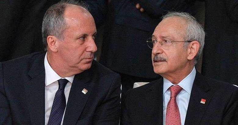 CHP'den panik havası! Kemal Kılıçdaroğlu'ndan Muharrem İnce talimatı...