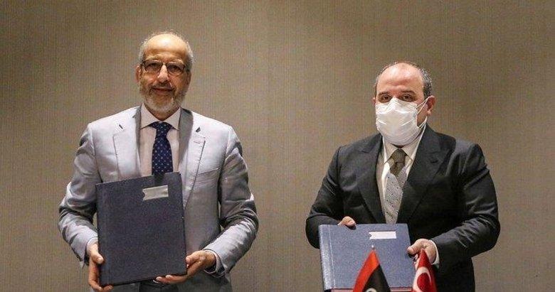 Türkiye ve Libya'dan iş birliği: Ekonomi ve teknolojide protokol imzalandı