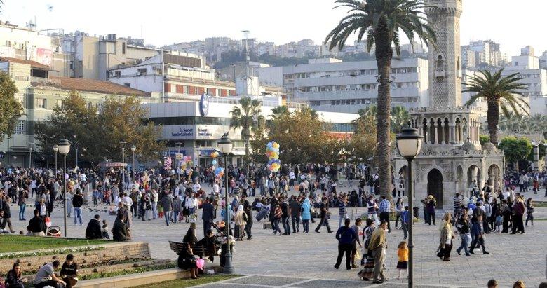 Türkiye'nin nüfus haritası çıkarıldı | İzmir'in nüfusu ne kadar?