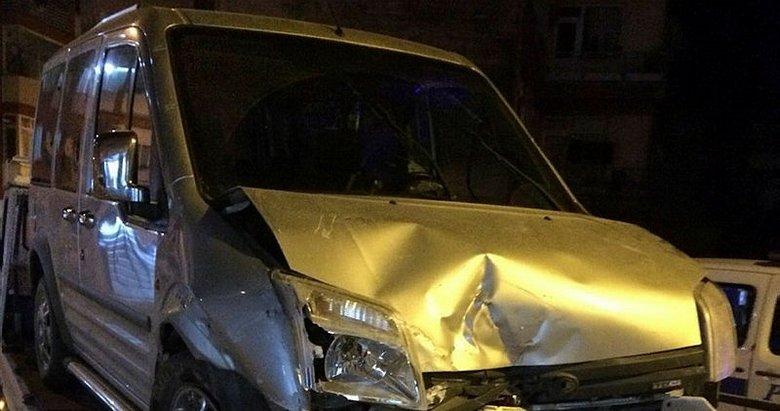 Uşak'ta feci kaza: 1 Ölü