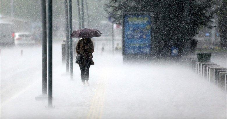 Meteoroloji Ege'yi uyardı! İzmir'de hava nasıl olacak?