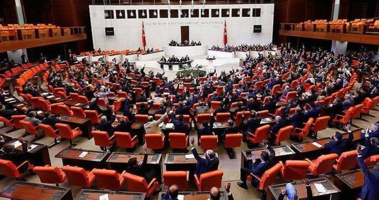 Meclis Başkanlığı seçiminde 1.tur sonuçları belli oldu