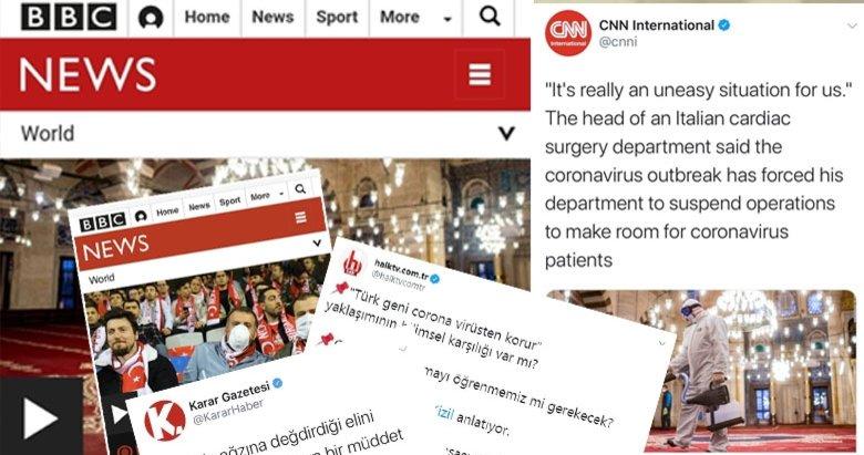 Uluslararası medya ve Türkiye'deki uzantıları; ülkemizi hedef aldı!
