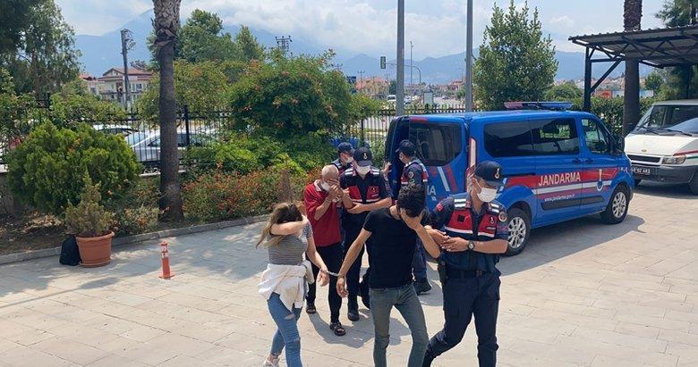 Muğla'da göçmen kaçakçılığı operasyonunda yakalanan şüpheli tutuklandı