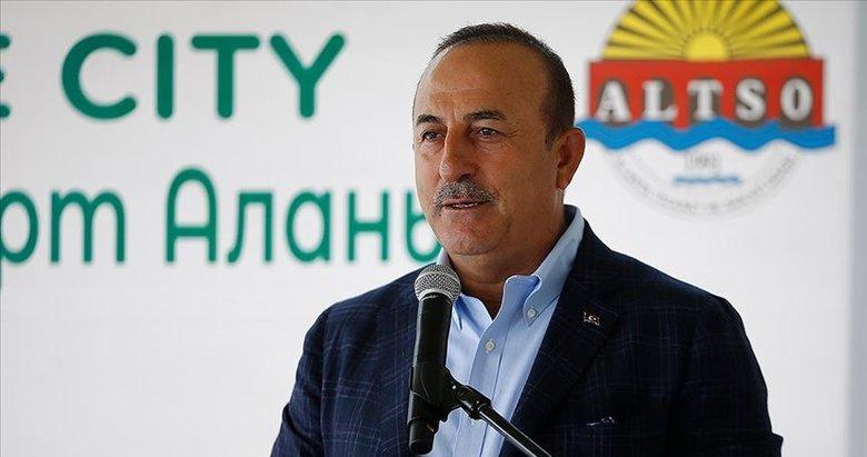 Dışişleri Bakanı Çavuşoğlu: Dünyada en iyi sağlık sistemine ve altyapısına sahip ülkelerden biriyiz