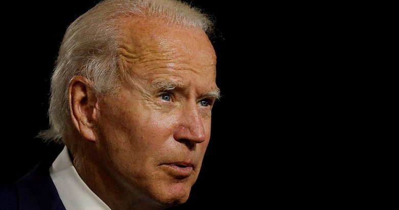 ABD'nin yeni başkan adayı Joe Biden haddini aştı!
