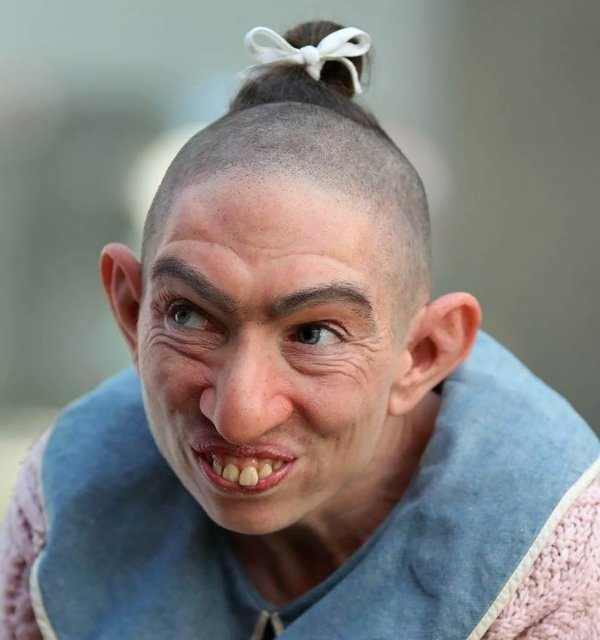 Harry Potter'daki Lord Voldemort'un bu halini kimse bilmiyor
