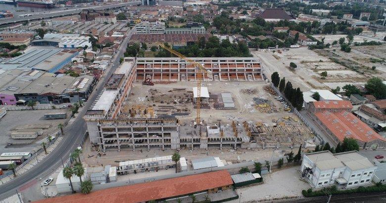 Alsancak Stadı ne zaman bitecek?
