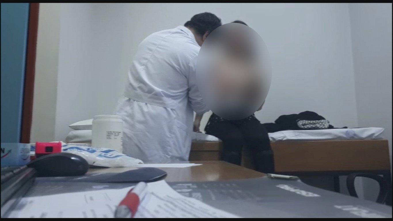 İşte İzmir'de skandal görüntüleri çeken doktorun ifadesi...