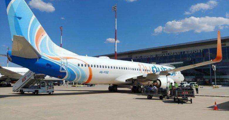 Milas Bodrum Havalimanı'nda beklenen hareketlilik başladı