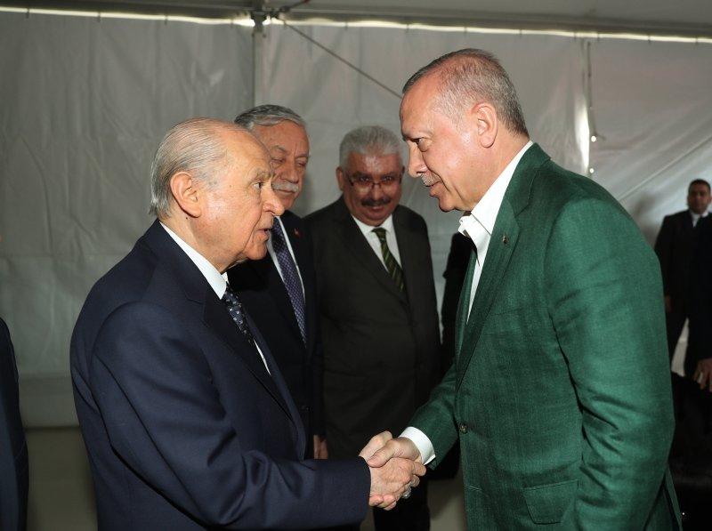 Cumhur İttifakı'nın tarihi İzmir mitinginde önemli buluşma