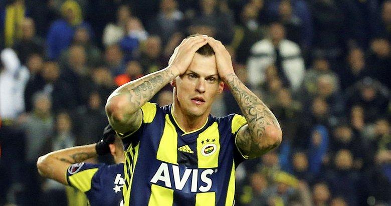 Fenerbahçe'ye kocaman darbe