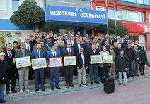 AK Parti Menderes'ten Kudüs tepkisi
