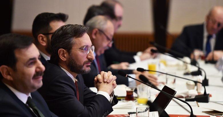 Başkan Erdoğan çağrı yapmıştı! Kamu Diplomasisi Koordinasyon Kurulu ilk kez toplandı