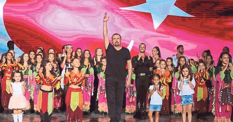 Anadolu Ateşi'nin kıvılcımı İzmir'e sıçradı