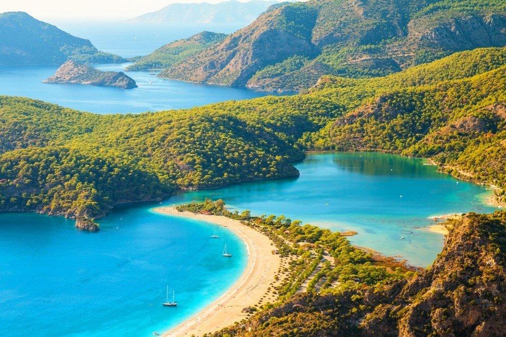 Saklı cennet Fethiye'de mutlaka görmeniz gereken yerler!