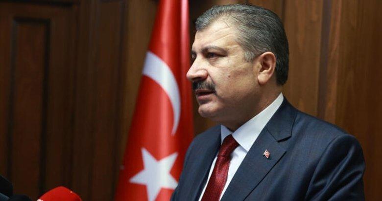 Yeni tedbirler uygulanacak mı? Sağlık Bakanı Koca'dan flaş açıklamalar