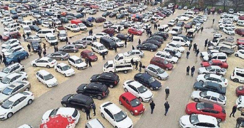 'Otomobilde ikinci el fiyatları yükselebilir'